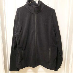 Cabelas Black Fleece Jacket in Medium